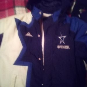 Apex Dallas Cowboys Authentic ProLine Jacket